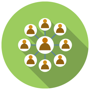 Make Connections Icon