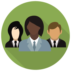Hiring Employees Icon