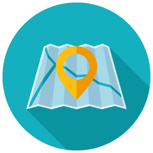 Finding a Location Icon
