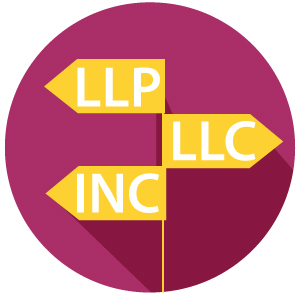 Back Icon - Selecting your Legal Business Structure