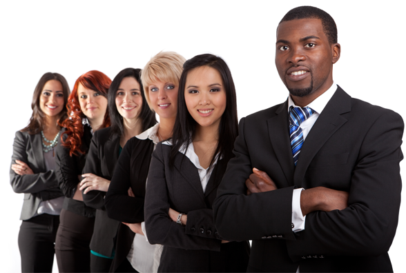 minority and women owned business owners