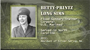 Betty Printz Long Sims
