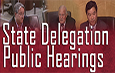 MD State Legislative Hearings
