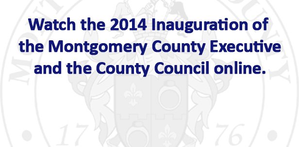 2014 County Executive and Council Inauguration