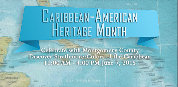 June is Caribbean American Heritage Month