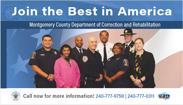 Join the best Department of Correction & Rehabilitation in America