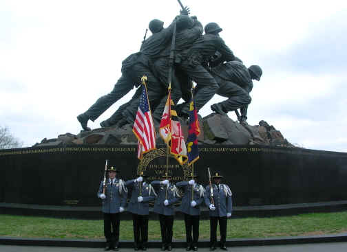 Honor Guard Department of Correction and Rehabilitation, Montgomery County Maryland