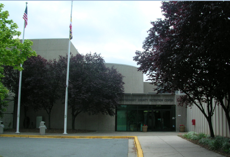 Montgomery County Detention Center