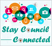 Stay Council Connected