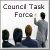 Work groups and Task Forces.