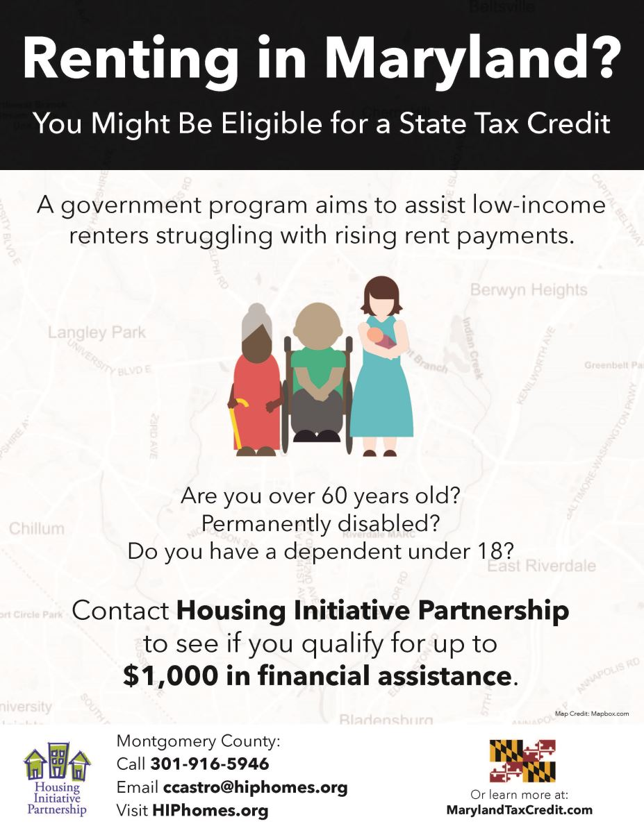 Maryland Tax Credits For Homeowners And Ers