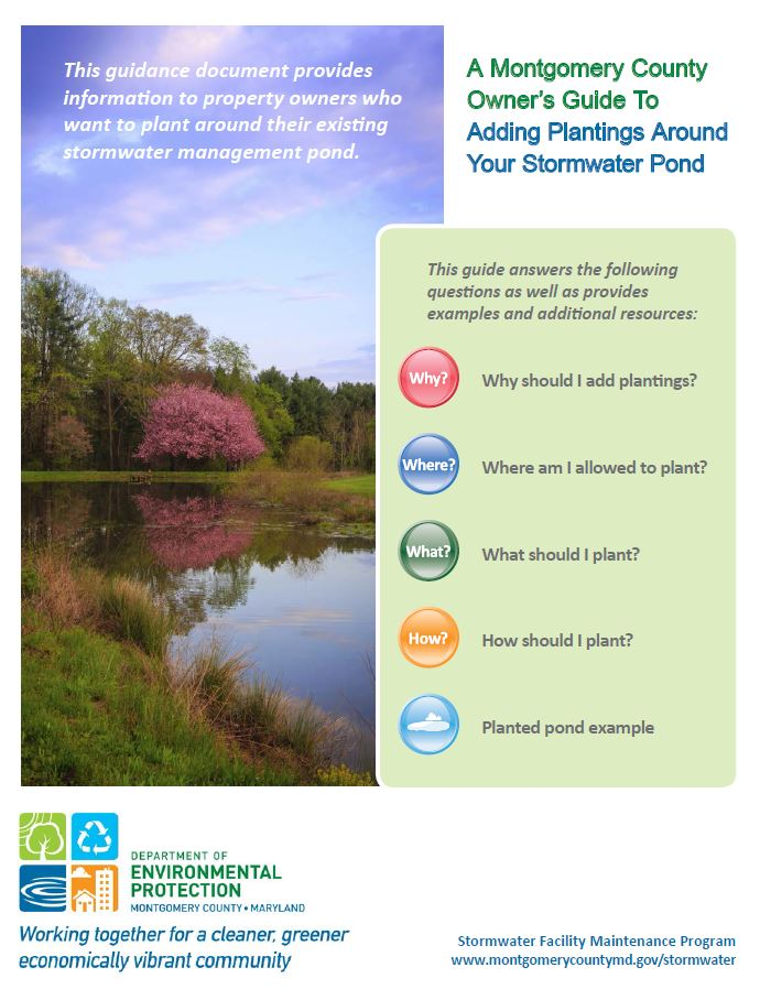 Pond Guidance