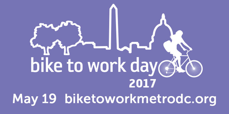 Bike to Work Day is May 19th