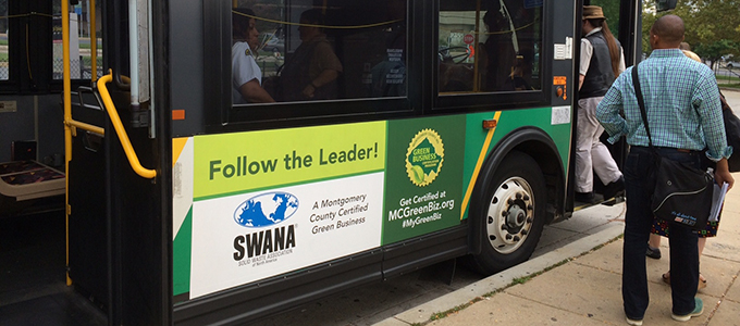 Get on the Bus with the Green Business Certification Program