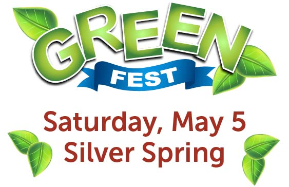 Montgomery County GreenFest is a free, festival on May 5th.