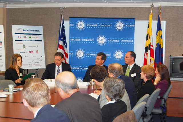Image of the 2012 Green Business Forum.