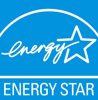 Logo for Energy Star.