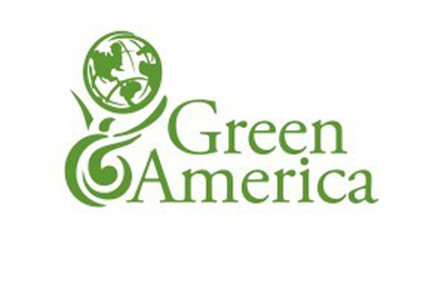 Logo for Green America
