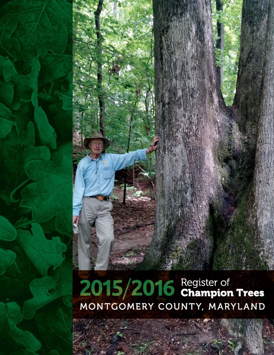 Image of 2015-16 Register of Trees Cover