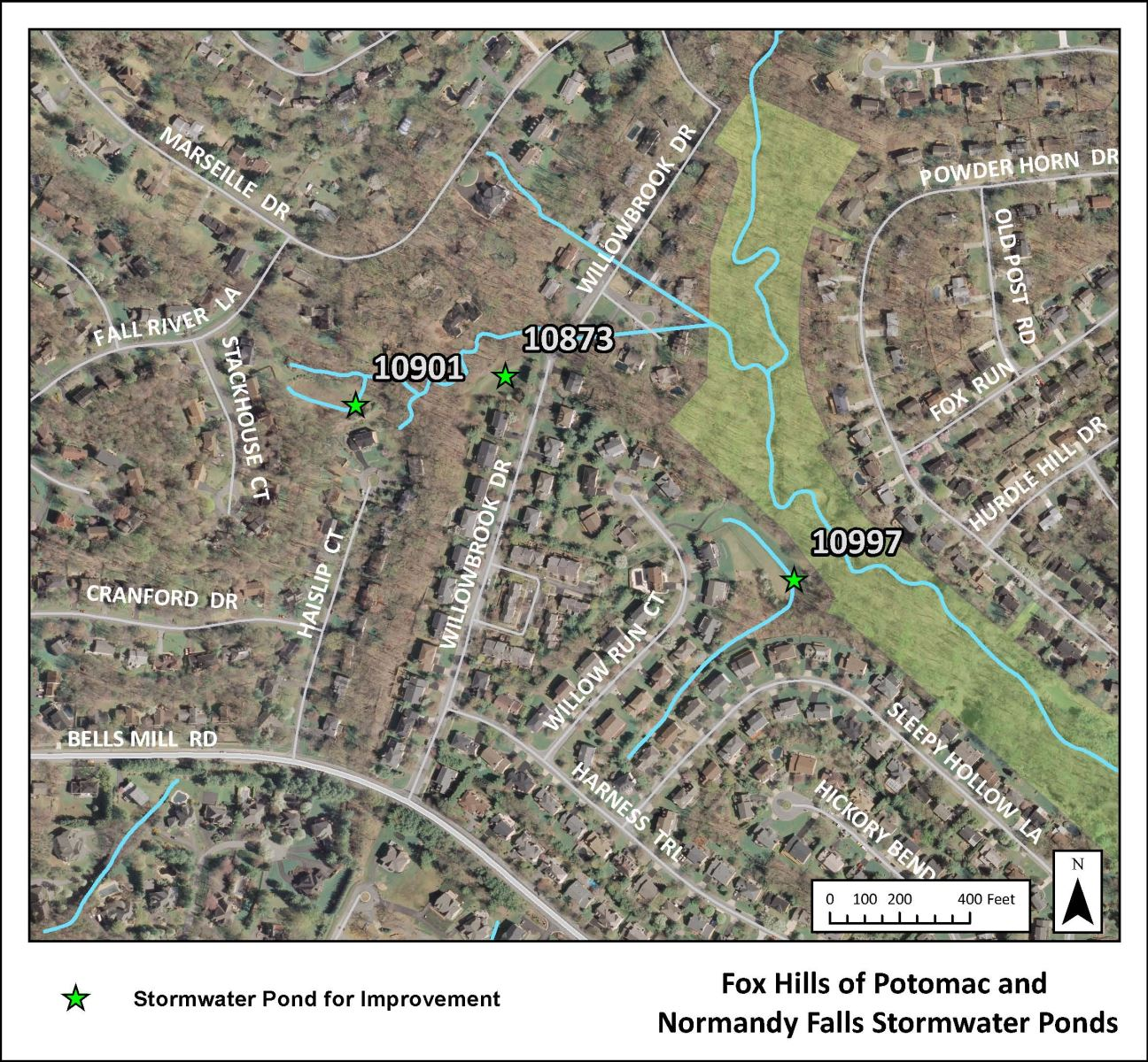 Image of Fox Hills of Potomac and Normandy Falls