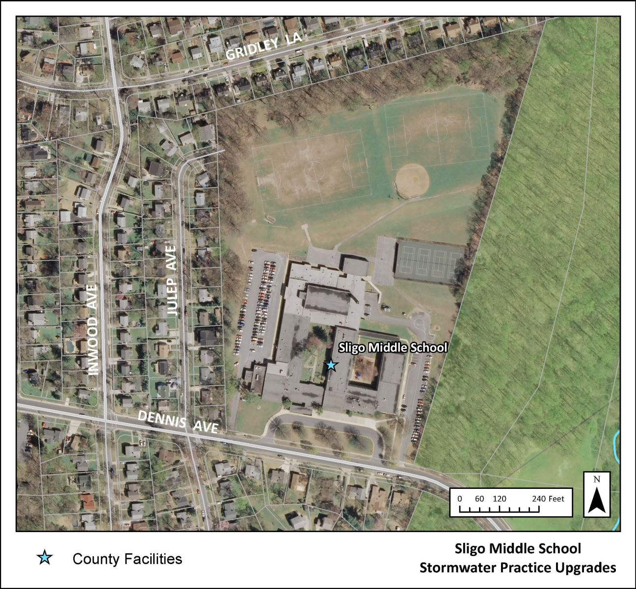 Image of Sligo Middle School