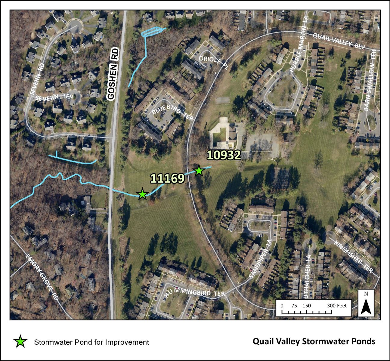 Image of Quail Valley Restoration Area