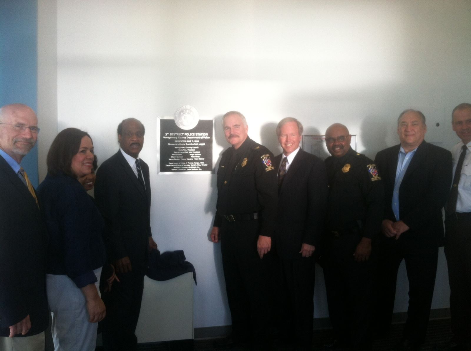 3rd District Police Station - Grand Opening 3