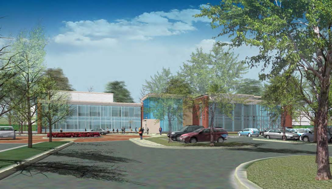 Picture of the Dennis Avenue Health Center