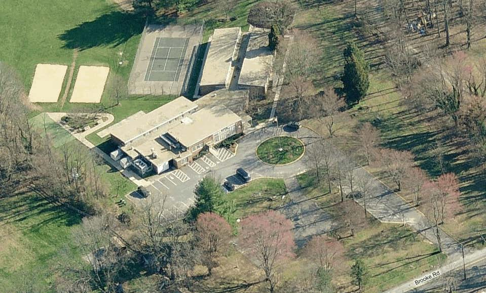 Picture of the Ross Boddy Neighborhood Recreation Center