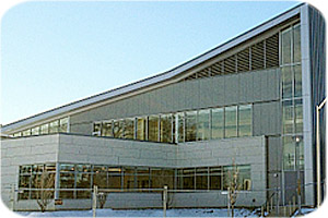 Picture of the Gaithersburg Library