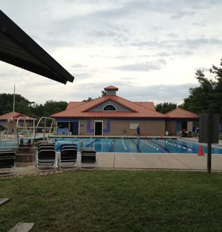 Western County Outdoor Pool