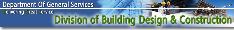 Department of General Services, Division of Building Design and Construction