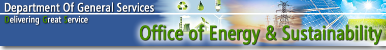 Department of General Services, Office of Energy and Sustainability