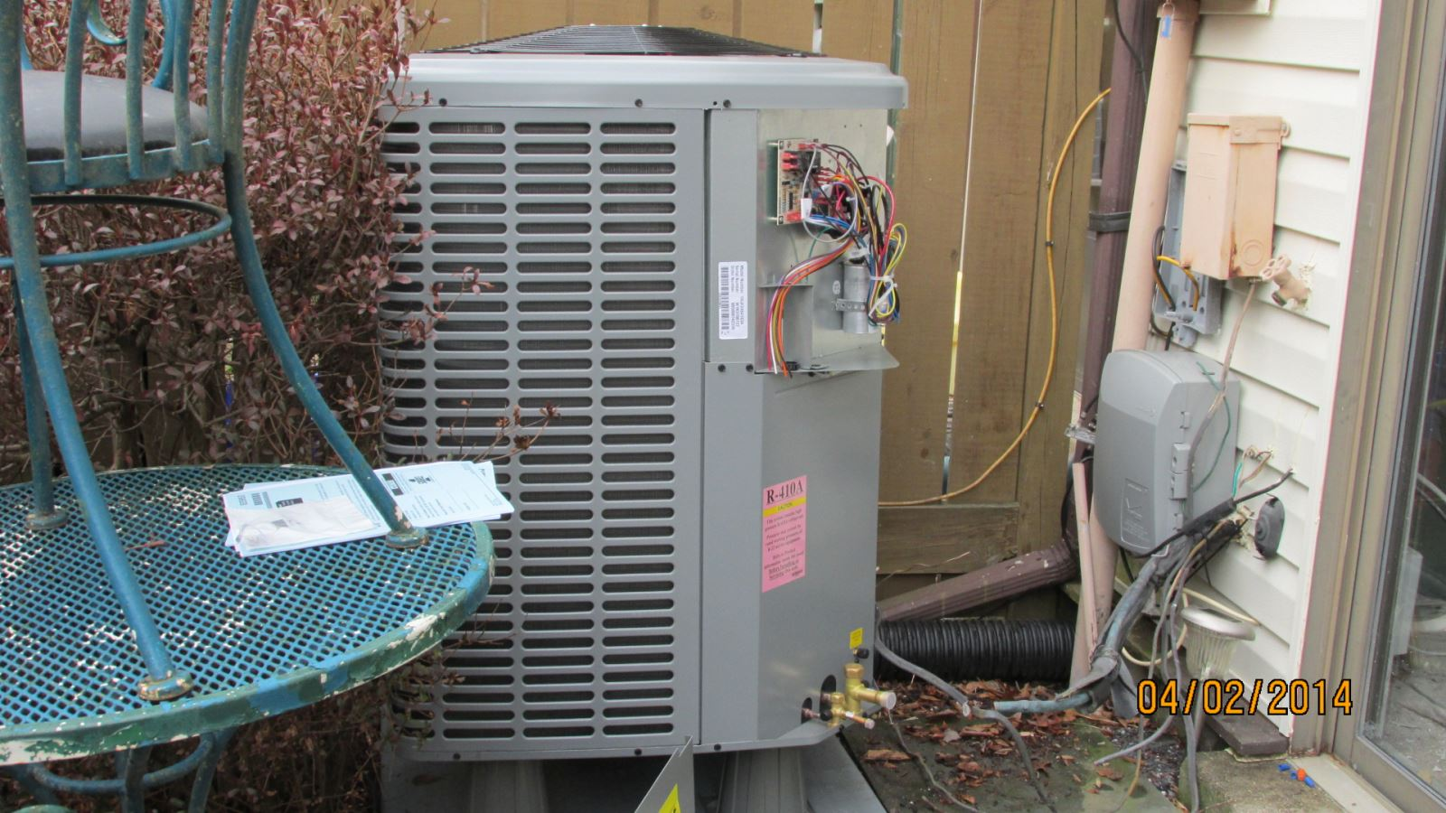 Energy efficient heat pump