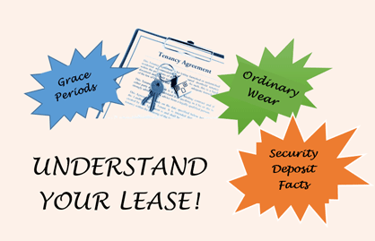 Understand your lease!