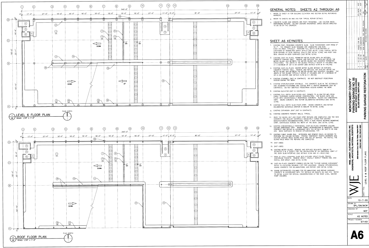 Elevation Plan Notes : Garage photos and plans