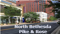 North Bethesda Pike & Rose