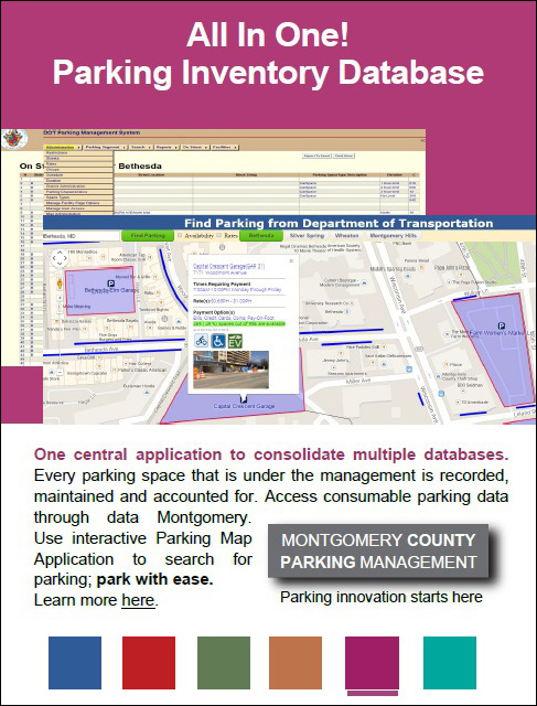 Parking Inventory Database