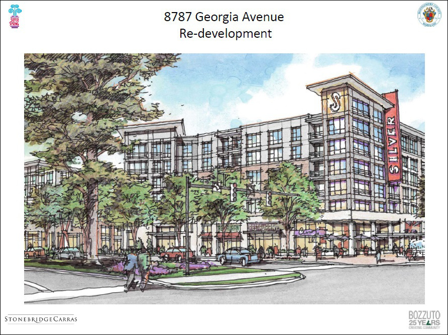 Silver Spring Proposed Plan