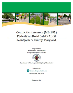 Connecticut Avenue PRSA Report