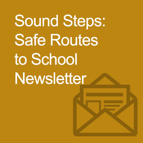 Safe Routes to School Fall Newsletter