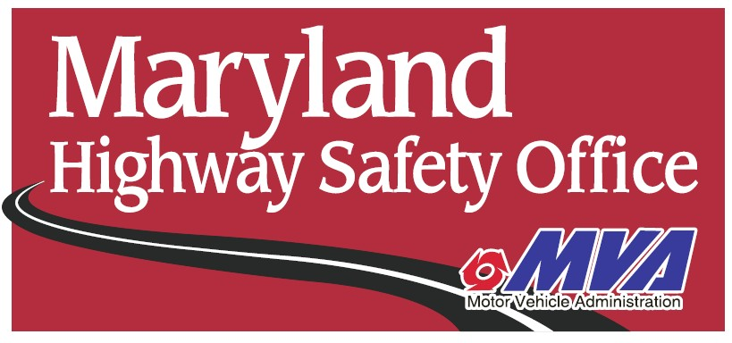 Maryland Motor Vehicle Association Highway Safety Office logo
