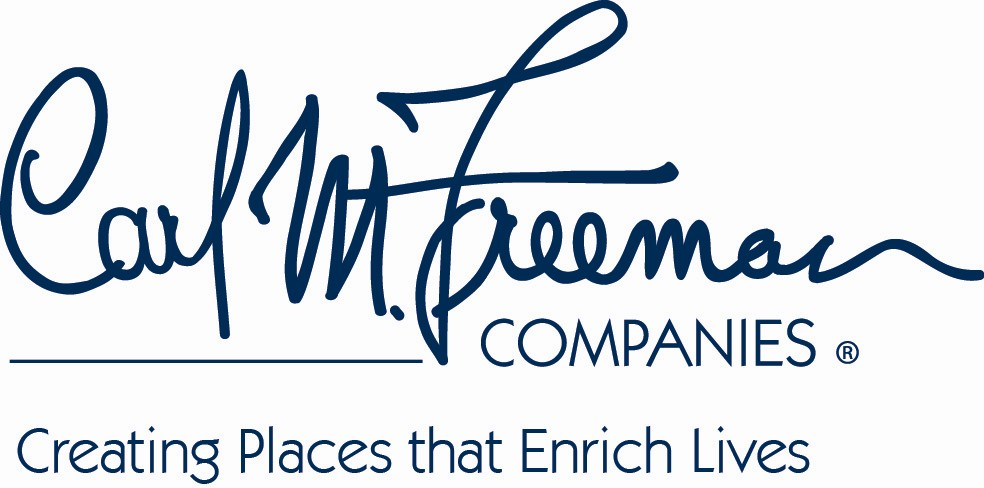 Logo of Carl M. Freeman Companies