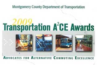 2009 Transportation A2CE Awards