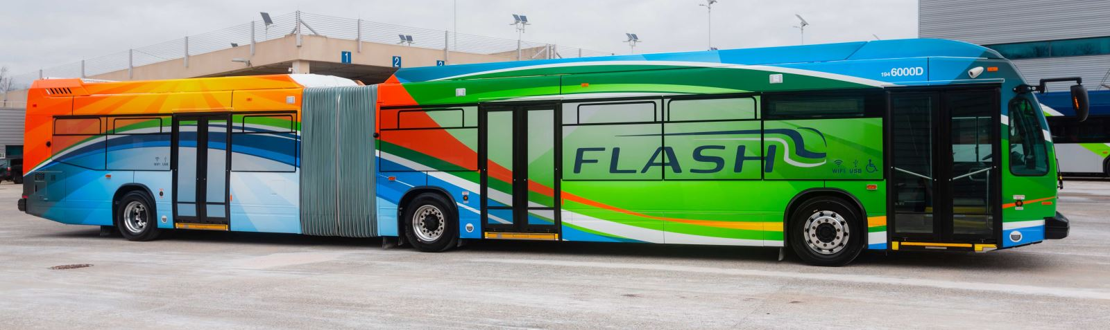 Flash bus
