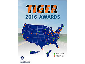 MCDOT tiger award graphic