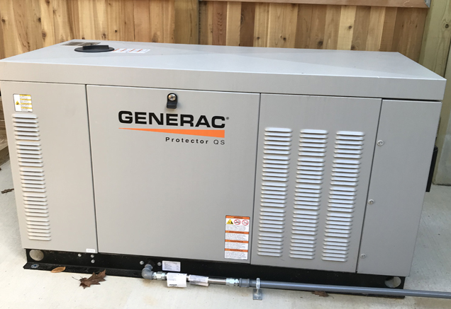 Residential Stand-by Generator