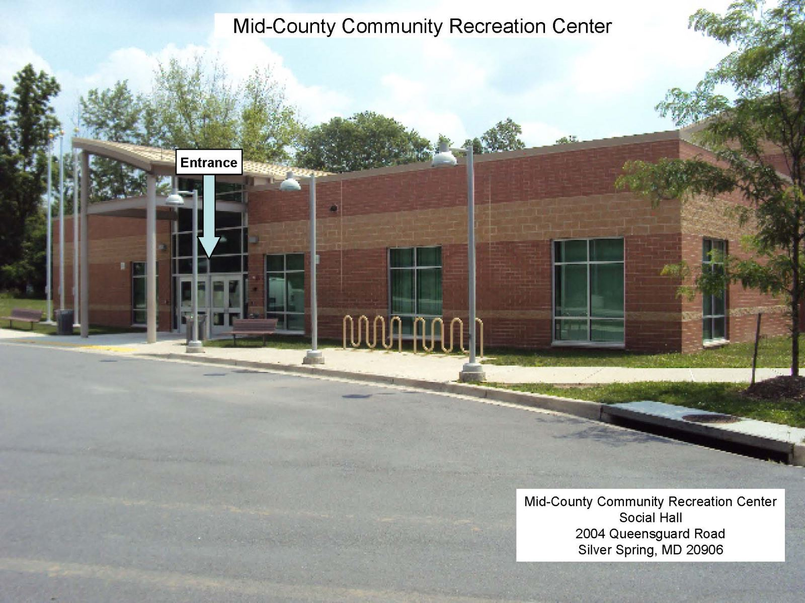 Mid County Community Rec Center