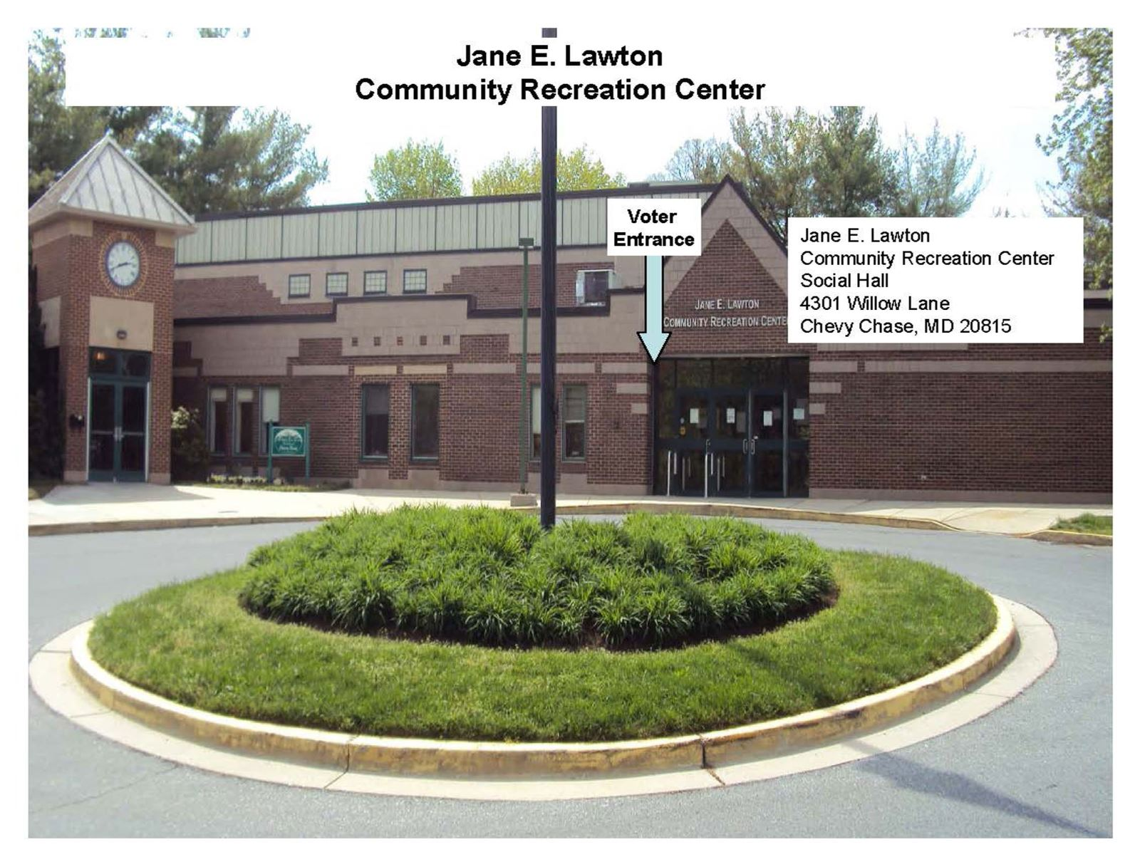 Jane E Lawton Community Rec Center