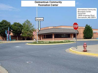Germantown Community Rec Center